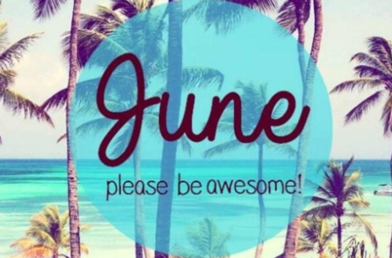 Bienvenido Junio 2015 10 Frases E Imágenes Para Felicitar