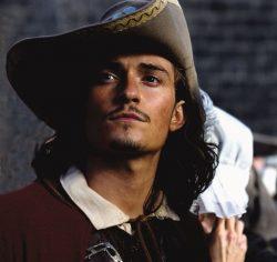 Album: Orlando Bloom, el hombre más guapo del mundo en 'Piratas del Caribe'