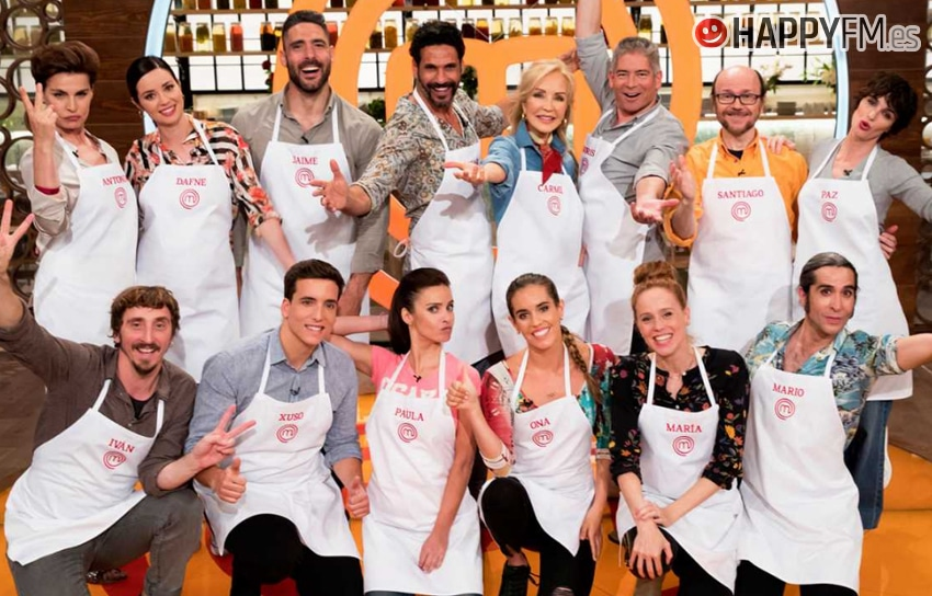 ¿Cuándo se emite la final de 'Masterchef Celebrity 3'?