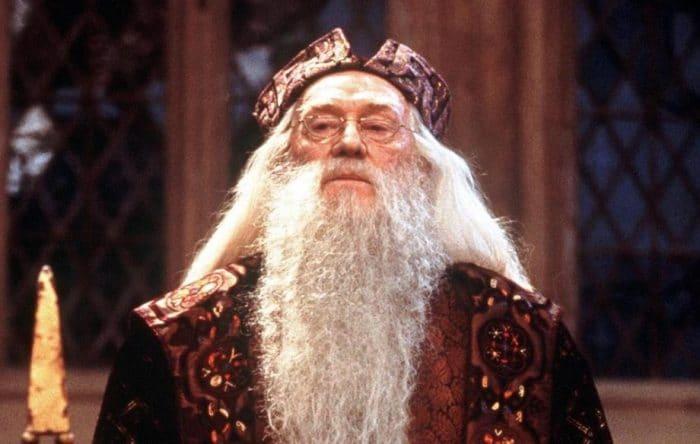 Albus Dumbledore, fundador de la Orden del Fénix