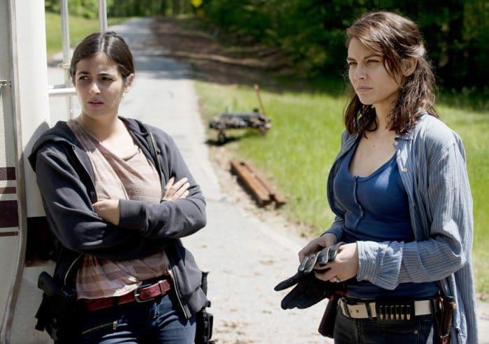 Tara y Maggie