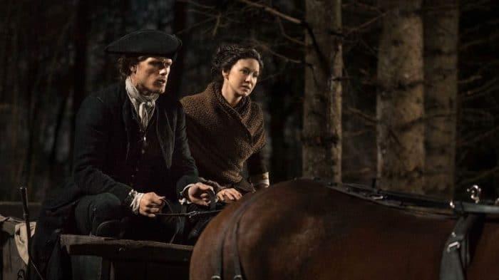 'Outlander' - Sam Heughan