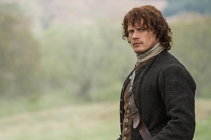 'Outlander' - Jamie