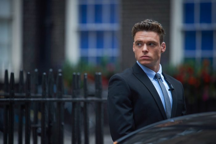 'Bodyguard' - Richard Madden