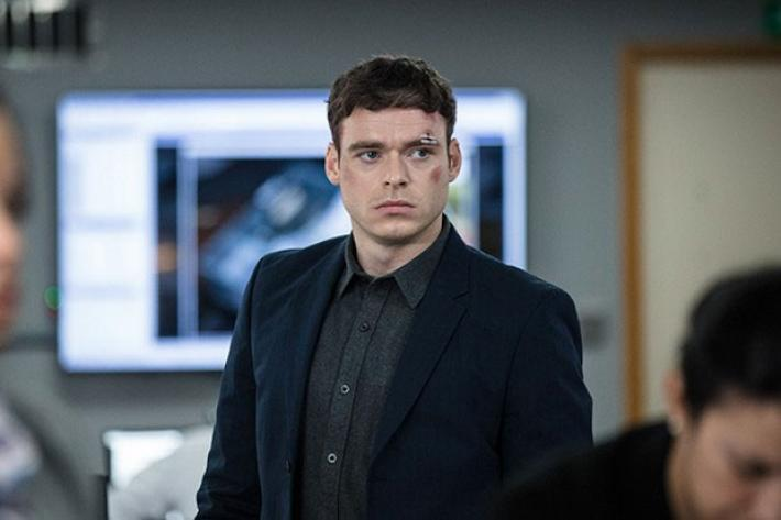 'Bodyguard' - Richard Madden como David Budd