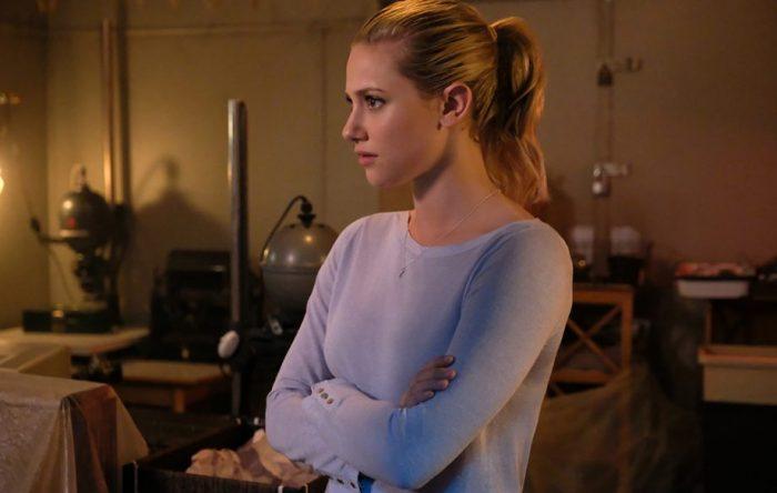 Lili Reinhart es Betty en 'Riverdale'