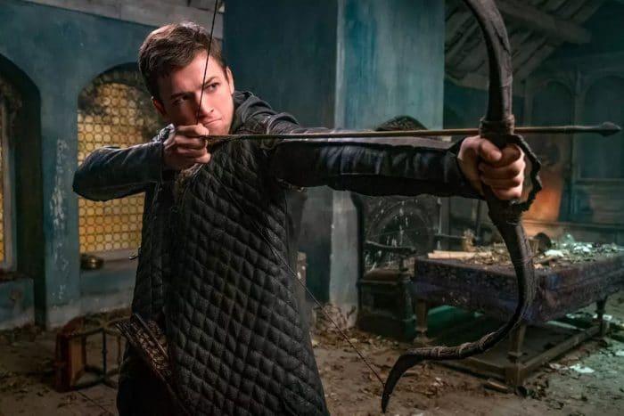 'Robin Hood' - Taron Egerton