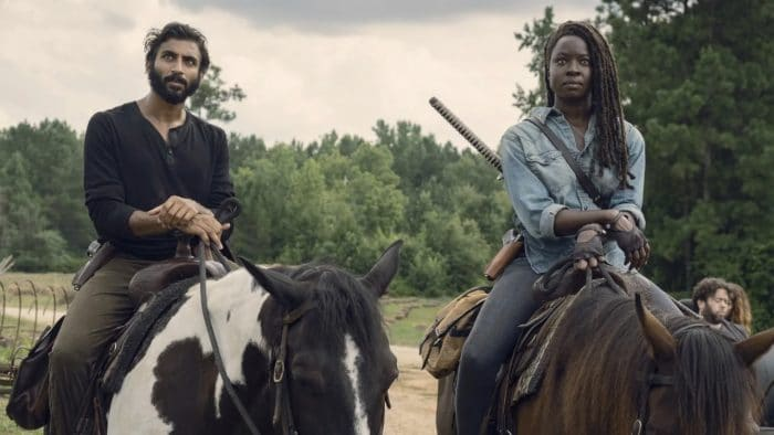'The Walking Dead' - Animales