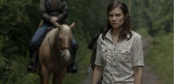 'The Walking Dead' - Maggie