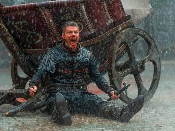 'Vikings' - Ivar