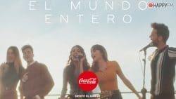 Así es 'El mundo entero', el villancico de los chicos de 'OT 2017' para Coca-Cola: letra, significado y todo lo que representa
