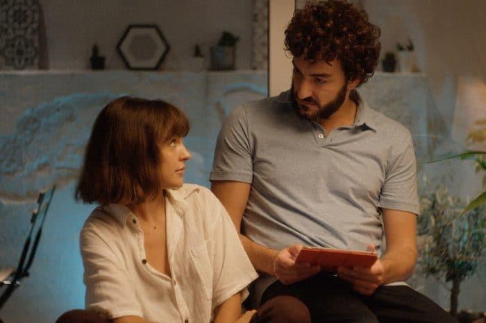 'Gente hablando' - Verónica Echegui y Miki Esparbé
