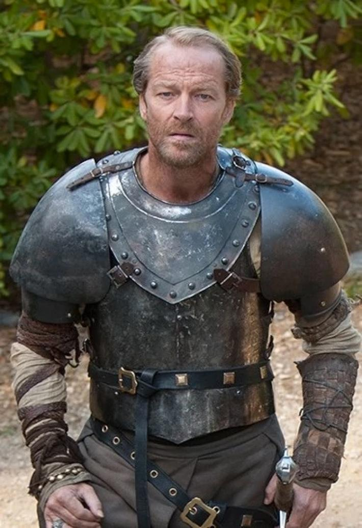 Jorah Mormont - 'Juego de Tronos'