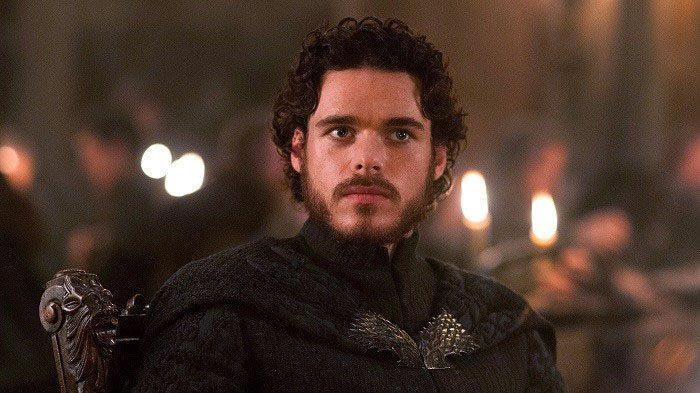 Richard Madden es Robb Stark en 'Juego de Tronos'