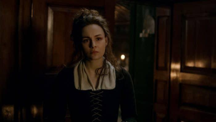 Brianna en la cuarta temporada de 'Outlander'