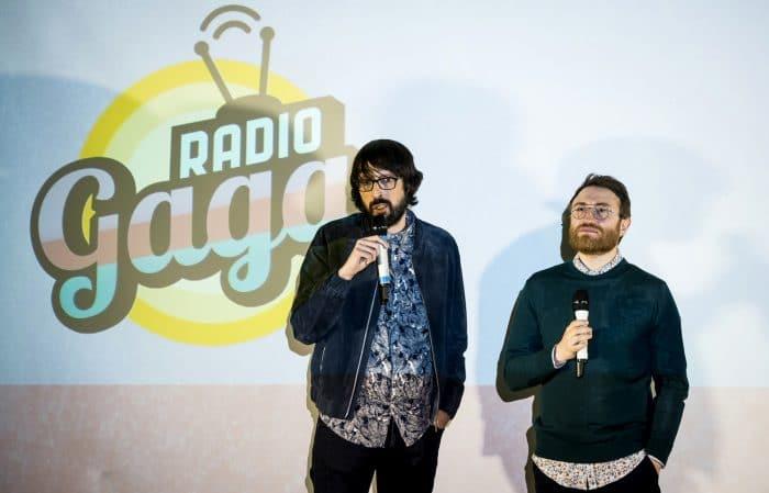 'Radio Gaga' - Quique Peinado y Manuel Burque