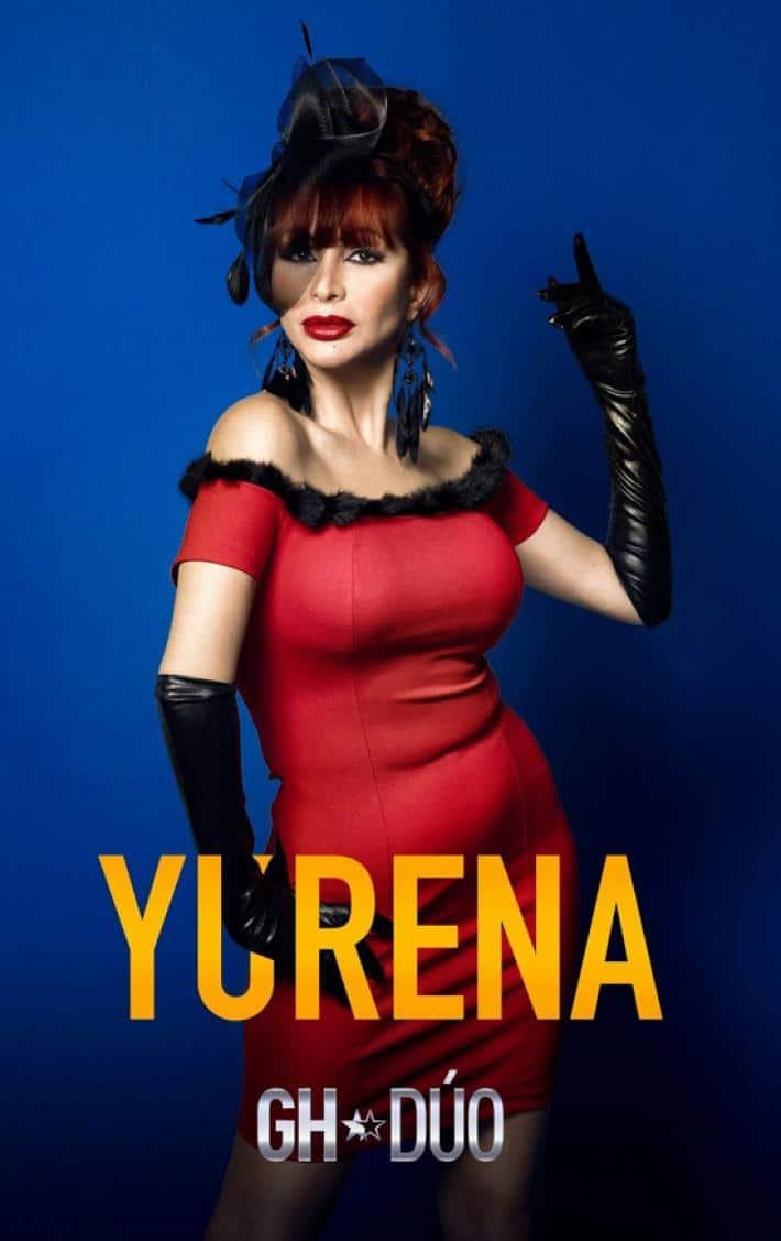 Yurena en 'GH Dúo'