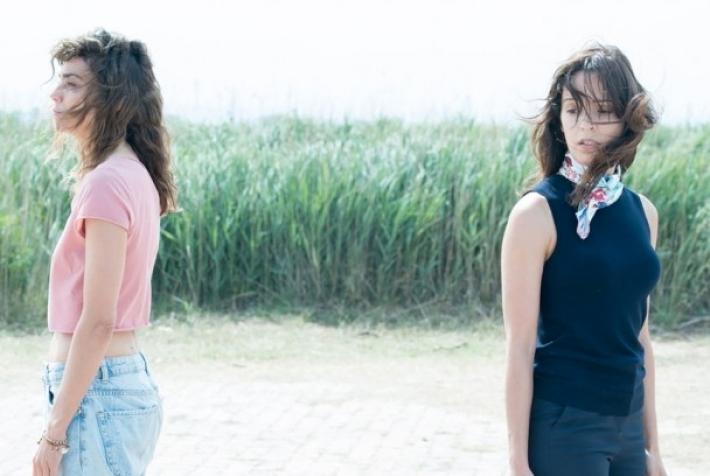 'El Embarcadero', Verónica y Alejandra