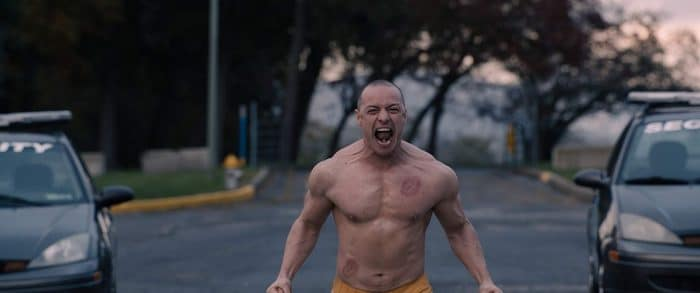 James McAvoy en 'Glass'