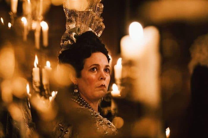 Olivia Colman en 'La Favorita'
