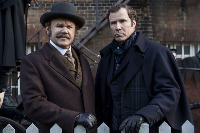 'Holmes & Watson'