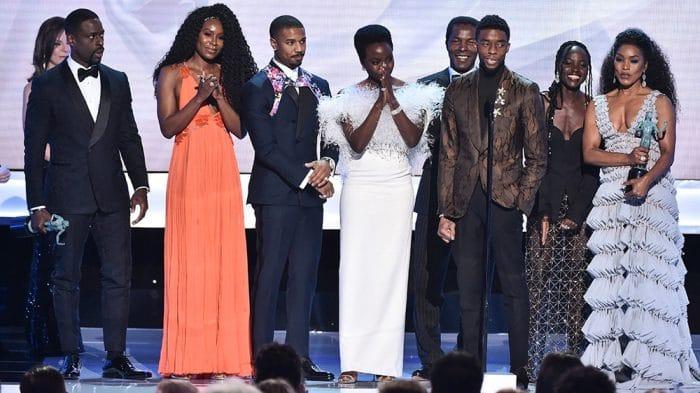 Premios SAG - 'Black Panther'