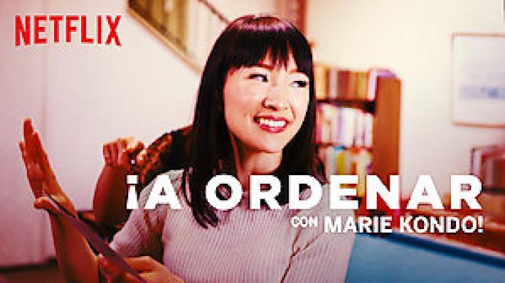 '¡A ordenar con Marie Kondo!'