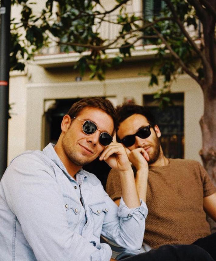Ricardo Gómez y Carlos Cuevas