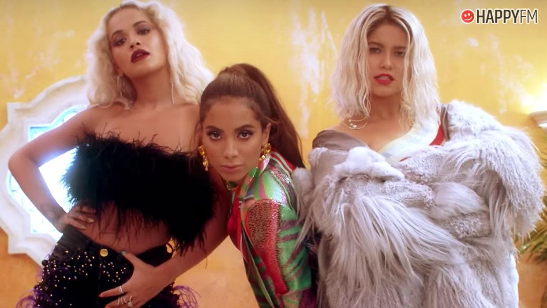 Vídeo 1 Rip De Sofía Reyes Rita Ora Y Anitta Letra En Español Y Vídeo