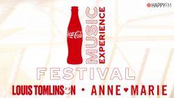 'Coca-Cola Music Experience 2019': Anne-Marie, Mario Bautista y Ruggero Pasquarelli, entre los nuevos confirmados
