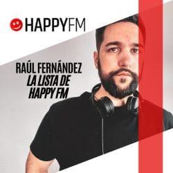 Raúl Fernández locutor de Happy FM, también participa en #YoMeQuedoEnCasaDj
