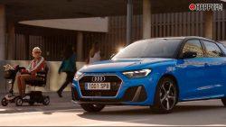 ¿Qué canción suena en el anuncio de Audi?