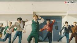 BTS y su 'Dynamite' consigue su mejor posición en 'La lista de Happy FM'
