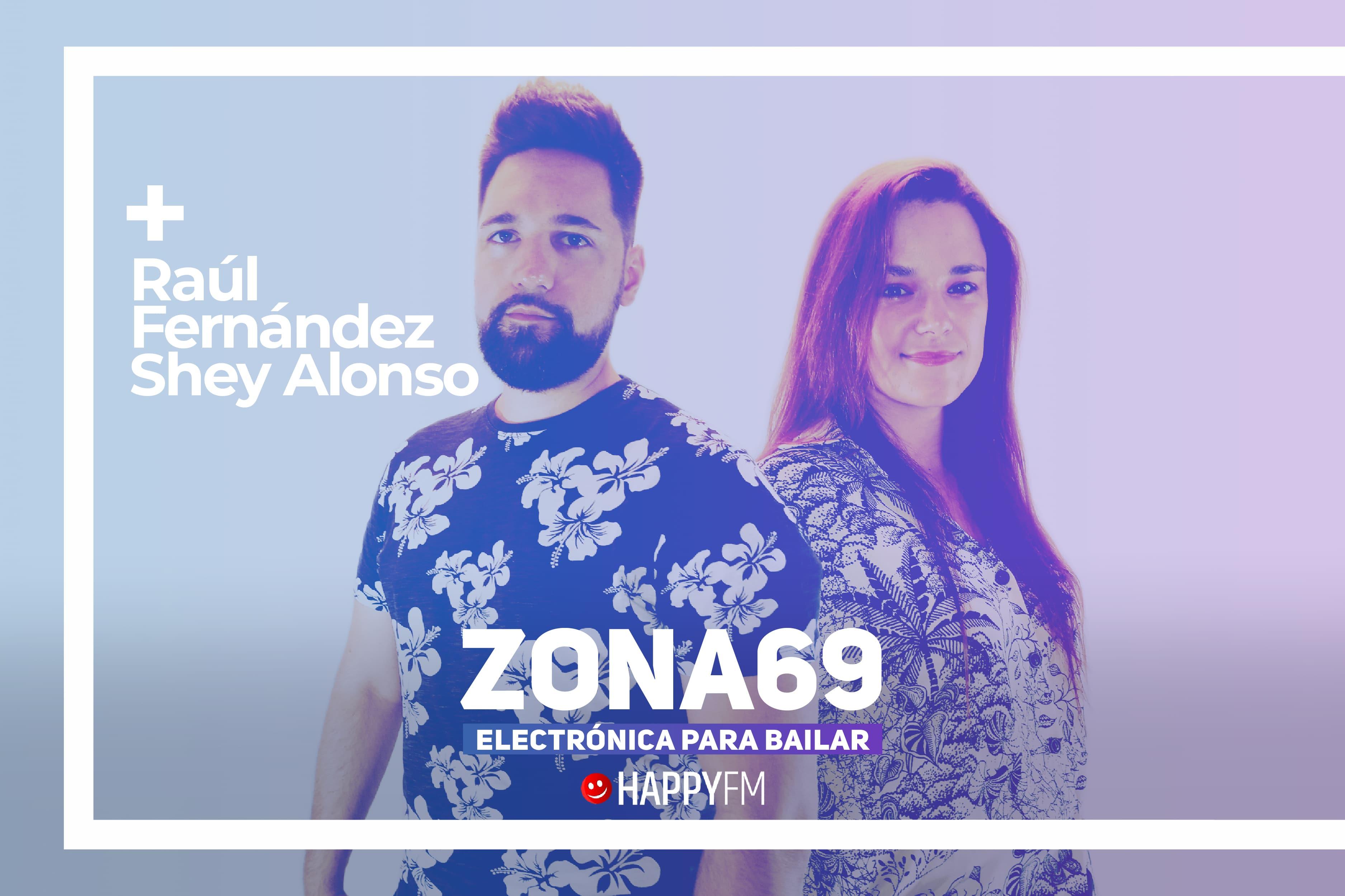 Zona69, nuevo programa para los sábados en Happy FM