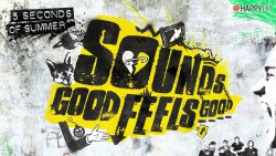 5 Seconds of Summer: Estas son las canciones de 'Sounds Good Feels Good' que no olvidaremos