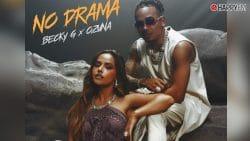 'No drama', de Becky G y Ozuna: letra y vídeo