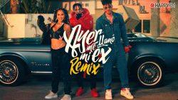'Ayer me llamó mi ex remix', de KHEA, Natti Natasha y Prince Royce: letra y vídeo