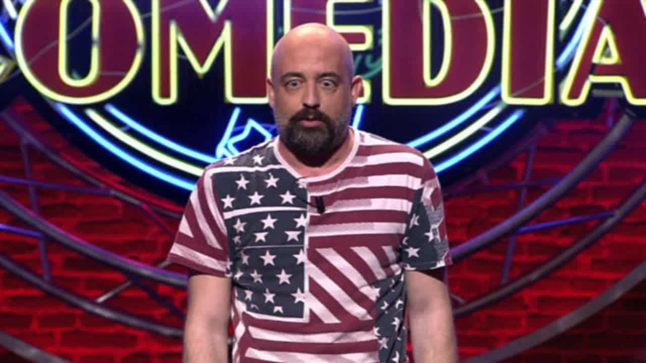 Goyo Jiménez saltó a la fama por sus monólogos en 'El club de la comedia'