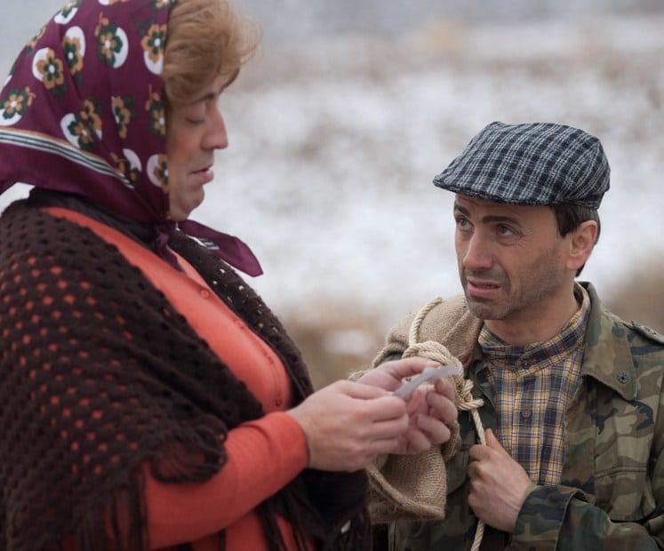 Goyo Jiménez en uno de los episodios de 'La hora de José Mota'