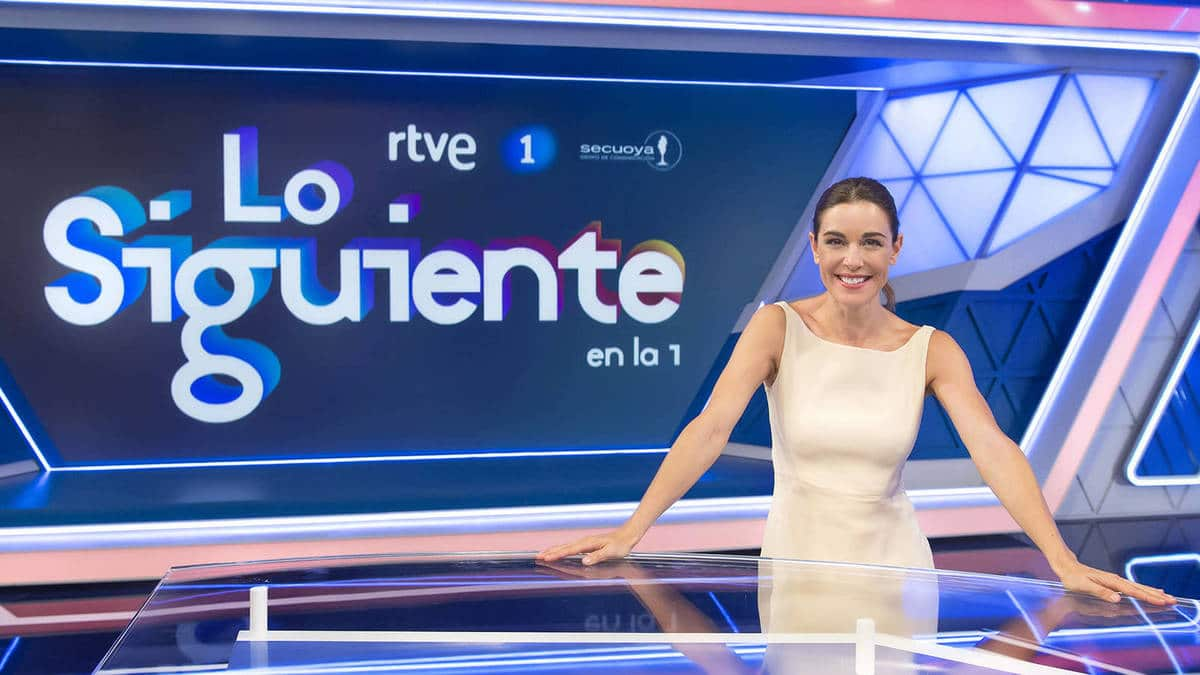Raquel compitió con 'El hormiguero' desde TVE