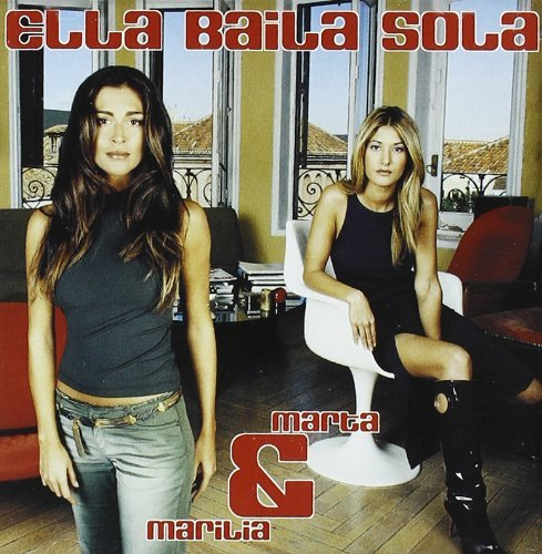 'E.B.S' fue el primer disco de Ella Baila Sola