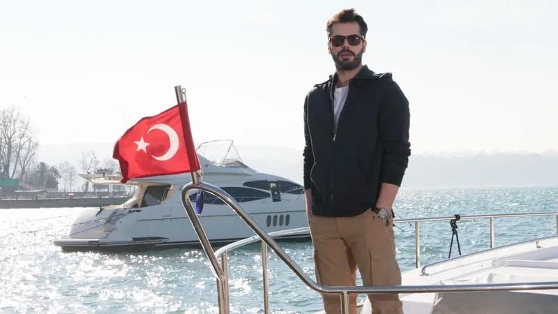 Levent es Ali Yasin Özegemen, el padre del pequeño en Ömer, sueños robados