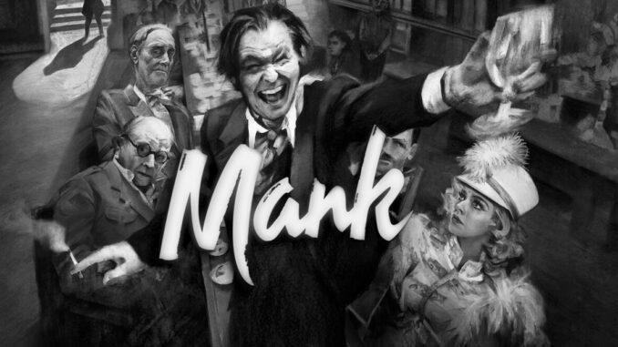 Oscar 2021: Mank es una de la películas que más nominaciones tiene