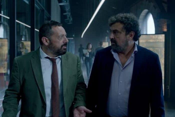 Paco y Mariano vuelve a ser los protagonistas de Los Hombres de Paco