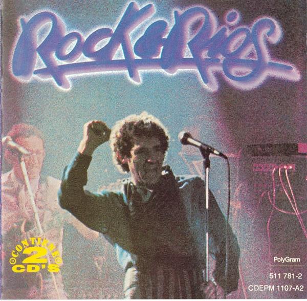 Miguel Ríos pasó a la historia con su disco y gira 'Rock and Ríos'