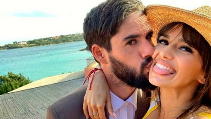 Sara Sálamo e Isco forman una de las parejas más mediáticas del momento