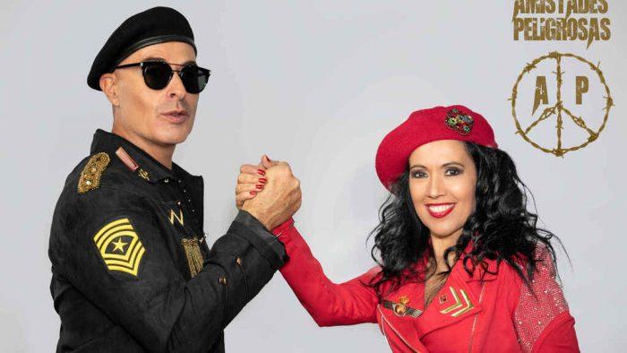 Amistades Peligrosas regresan en 2020 con la formación original: Cristina del Valle y Alberto Comesaña