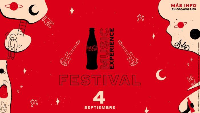 'Coca-Cola Music Experience 2021': El festival se celebrará el 4 de septiembre 2