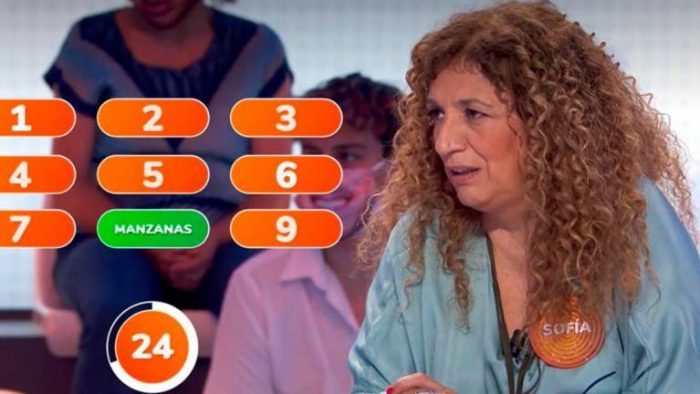 Sofía se ha convertido en la rival a batir tras la salida de Javier Dávila y Pablo Díaz