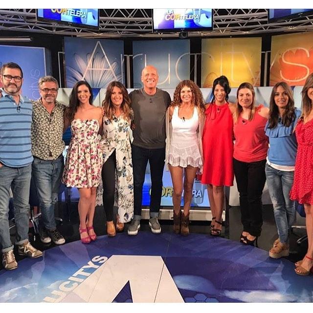 Alfonso Arús triunfó durante 16 temporada en 8TV en Cataluña